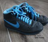 Nike Priority, Mid / High, grau blau, gefüttert, Winter Gr. 37,5 - Bremen