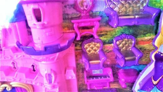 Schlossspielset My Dream mit Licht und Sound - Holdorf
