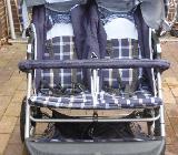 Zwillingskinderwagen - Syke