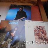 3 LP's von Stefan Waggershausen