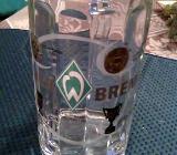 Werder Bremen Bierhumpen - Weyhe