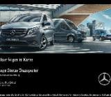 Mercedes-Benz Vito 116 BlueTEC Ka L *KLIMA*TEMPOMAT*CARGO*EU6* - Osterholz-Scharmbeck