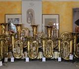 Jupiter 382 L Tuba in BBb. Großes 4/4 - Modell inkl. Koffer - Bremen Mitte