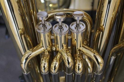Besson BBb Tuba inklusive Rollenkoffer und Mundstück - Preisreduziertes Ausstellungsinstrument - Bremen Mitte