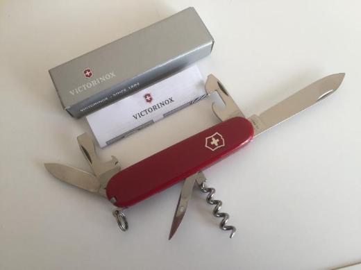 Hochwertiges Victorinox Schweizer Taschenmesser -NEU- - Bremen