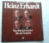 Original Doppelalbum Heinz Erhardt Was bin ich wieder für ein Schelm - Wilhelmshaven