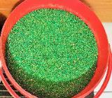 15 kg Aquarien Kies - grün 1-3 mm - Bodengrund - ummantelt - Verden (Aller)