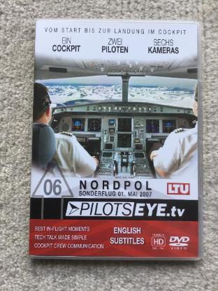 PilotsEYE Nordpol - Bremen