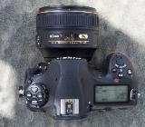 Kamera Nikon D850 In einwandfreiem Zustand zum Verkauf - Oyten