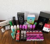 E-Zigaretten mit Zubehör und Liquid - Damme