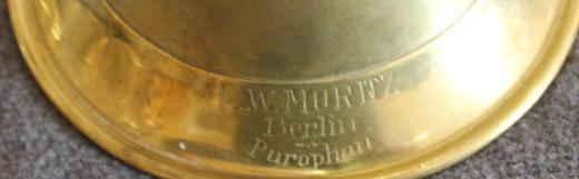 C.W. Moritz Berlin B - Purophon / Flüpete / Flügelhorn - Rarität ! - Bremen Mitte