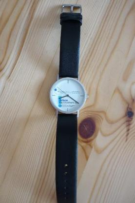 "Armbanduhr ""Hochschule Bremen"""