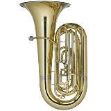 """Original Melton 2011 FA Tuba """"Gravity"""" 4 Ventile, Neuware"""