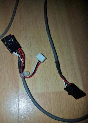 3 x Stück PC Audio Kabel für CD-ROM DVD-ROM - Verden (Aller)