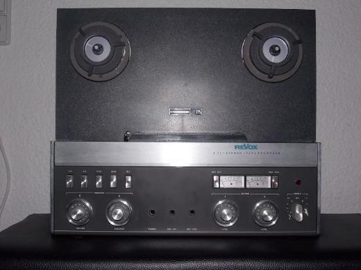 REVOX A 77 Tonbandgerät