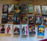 20 (!) VHS Video Originalfilme = Spielfilme, Fitness- + Tanzfilm - Elsfleth