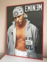 Eminem Kunstdruck / Poster in Museumsqualität - neuwertig -