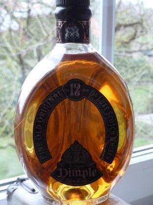 Dimple Whisky 12 years old 0,7 Liter - Syke
