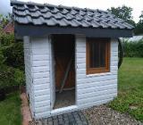 Schönes und solides Gartenhaus zu verkaufen - Osterholz-Scharmbeck