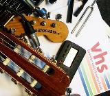 Gitarren-Kurse mit Peter Apel - VHS-Frühjahrs-Semester 2020 - Bremen