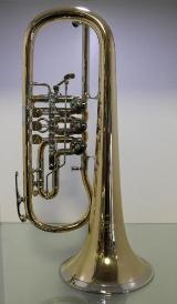 Miraphone 24 R Premium Konzert - Flügelhorn aus Goldmessing / Sonderanfertigung Neuware inkl. Gigbag