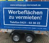 Mobile Werbeflächen in Bremen und Umzu - Bremen