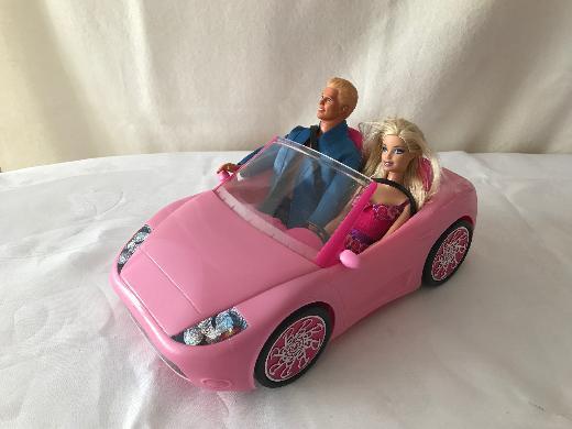 Barbie - verschiedene Spielsachen