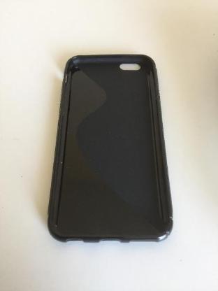 Handyhülle Back Case für Apple iPhone 6, schwarz - Bremen