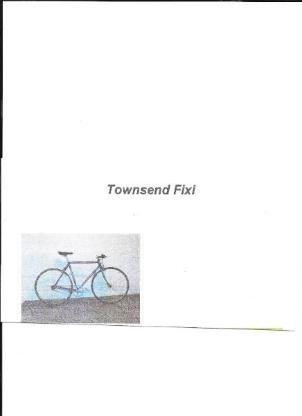 Townsend Fixi - Lemwerder