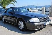 Mercedes SL500 / R129 gesucht