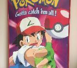 Pokemon Kunstdruck / Poster in Museumsqualität - neuwertig – - Bremen