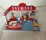 Lego friends Cafe, sehr guter Zustand - Bremen Schwachhausen