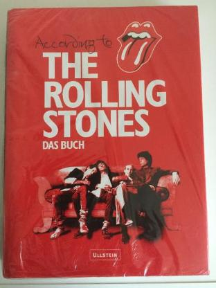 According to The Rolling Stones - Das Buch - Bremen