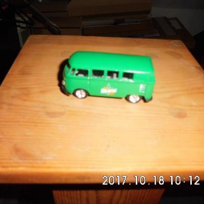 Bluna Bus 1962 - Bremen
