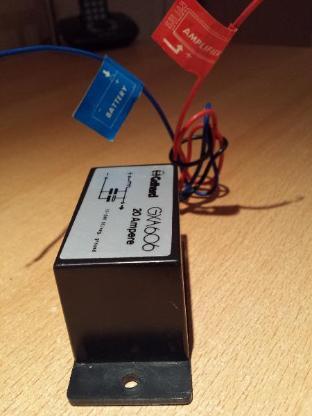 Gelhard GXA 606 20 Ampere 11-24 V Endstörfilter - Verden (Aller)