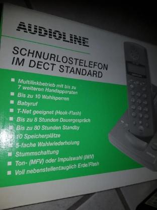 Telefon Mobil Festnetz Audioline - Weyhe
