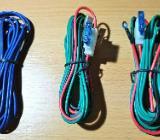 3 x Kabelsätze für KFZ Scheinwerfer Lichtleisten ect.12V/15A - Verden (Aller)
