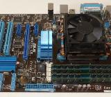 ASUS Board M5A78L LE mit CPU AMD FX-6100 Six Core + 8GB Ram - Friesoythe