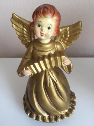 """Engel mit Glockenspiel """"Stille Nacht"""" - Bremen"""
