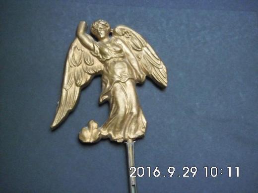 Engel aus Gusseisen - Bremen