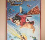 Harry Potter Quidditch Kunstdruck / Poster in Museumsqualität -neuwertig- - Bremen