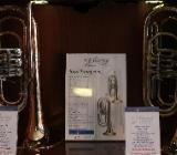 V. F. Cerveny Basstrompete in Bb inkl. Tonausgleichsmechanik. Neuware - Bremen Mitte