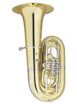 Cerveny 6/4 - Kaiser - Tuba in B, Mod. CBB 696-4 inkl. Rollenkoffer, Neuware