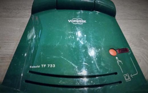 Vorwerk Teppichfrischer TF 733 sehr gut erhalten - Verden (Aller)