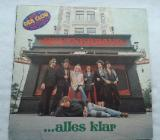 LP RENTNERBAND - Alles Klar - Wilhelmshaven