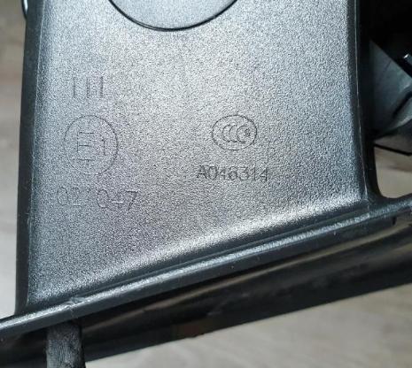 Mercedes Benz A-Klasse ( W176 ) Außenspiegel links - Verden (Aller)