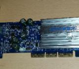 GeForce NVIDIA Grafikkarte MX440 64MB AGP 8 fach VGA TV Out - Verden (Aller)