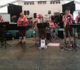 Original Huntetaler Alpenländische Band in Alpentracht - Rastede