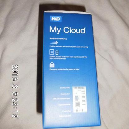 WD Festplatte My Cloud 4 TB - Bremen