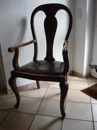 Elegant und bequem sitzen